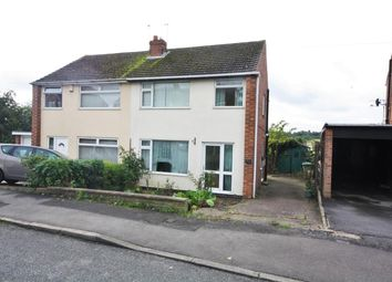 Thumbnail 3 bed semi-detached house for sale in West Hill, Codnor, Ripley