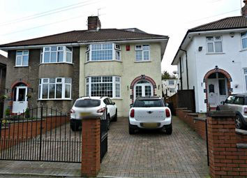 Thumbnail 4 bed semi-detached house for sale in Airport Road, Knowle, Bristol