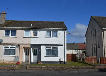 Thumbnail 2 bed terraced house for sale in Portland Road, Dalrymple, East Ayrshire