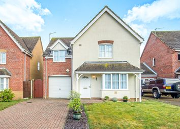 Thumbnail 4 bedroom detached house for sale in Jenkins Green, Lowestoft