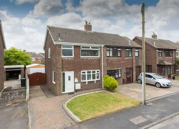 Thumbnail 3 bed semi-detached house to rent in Hornby Drive, Newton, Preston
