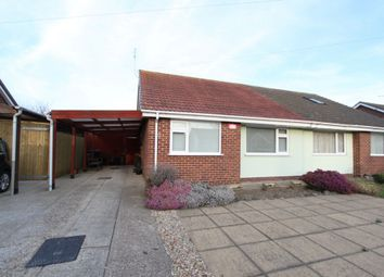 Thumbnail 2 bed bungalow for sale in Vicarage Lane, Sholden