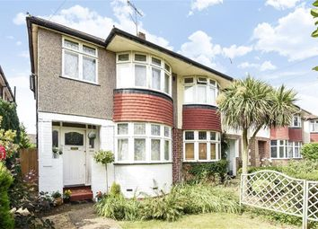 Thumbnail 3 bed semi-detached house for sale in Tudor Drive, Kingston Upon Thames, Surrey
