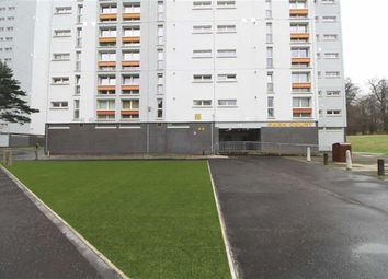 Thumbnail 3 bed flat for sale in Park Court, Clydebank