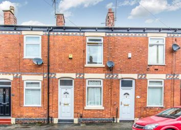 Thumbnail 2 bedroom terraced house for sale in Cheviot Close, Stockport, Greater Manchester