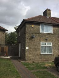 Thumbnail 2 bed end terrace house to rent in Chaplin Road, Dagenham, Essex