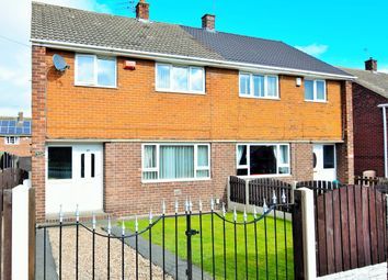 Thumbnail 3 bed semi-detached house for sale in 127 Farm Road, Barnsley