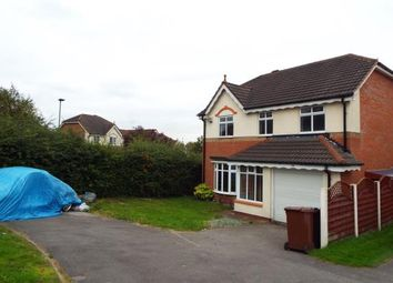 Thumbnail 4 bed detached house for sale in Dartmouth Avenue, Walsall, West Midlands