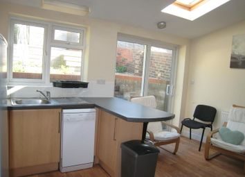 Thumbnail 3 bed terraced house to rent in Mafeking Road, Brighton