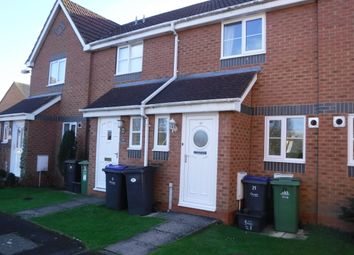 Thumbnail 2 bed terraced house to rent in Burnet Close, Melksham