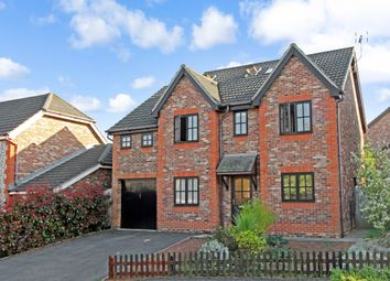 Thumbnail 5 bed detached house for sale in Bluestar Gardens, Hedge End, Southampton, Hampshire