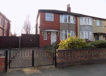 Thumbnail 3 bed semi-detached house for sale in Darwin Street, Castle, Northwich
