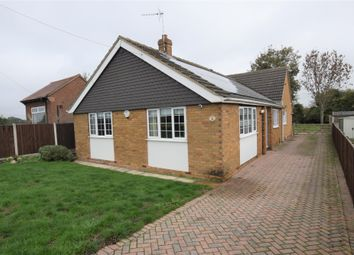 Thumbnail 4 bed detached bungalow to rent in West End Road, Epworth, Doncaster