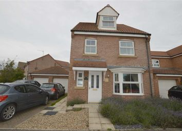 Thumbnail 4 bed detached house for sale in Ashcourt Drive, Hornsea, East Yorkshire