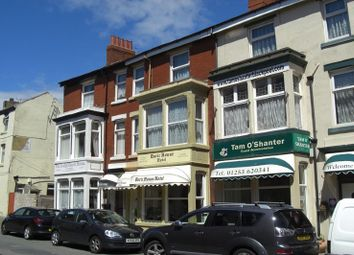 Thumbnail 6 bed terraced house for sale in 6, Coop Street, Doric House Hotel, Blackpool, Lancashire FY15Aj