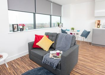 2 bed flat for sale in Central Manchester Apartments, Talbot Road, Manchester M16