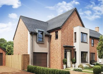 Thumbnail 4 bed detached house for sale in The Hatherop, Ermin Street, Blunsdon, Swindon