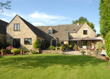 Thumbnail 4 bed detached house for sale in Upper Harford, Bourton On The Water, Cheltenham, Gloucestershire