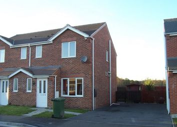 Thumbnail 3 bedroom semi-detached house to rent in Wentworth Way, Lincoln