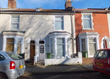 Thumbnail 4 bedroom terraced house to rent in Fraser Road, Southsea