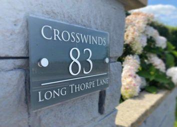 Long Thorpe Lane, Lofthouse, Wakefield WF3