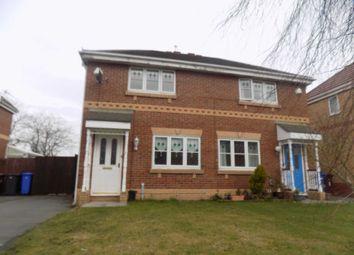Thumbnail 3 bed semi-detached house to rent in Penda Drive, Shevington Park, Kirkby