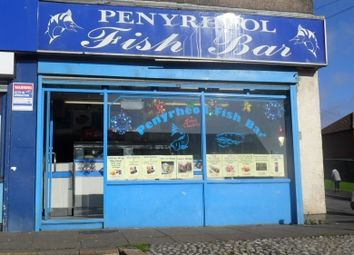 Thumbnail Retail premises for sale in Caerphilly, Mid Glamorgan