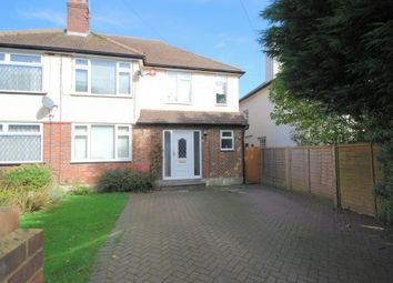 Thumbnail 4 bed semi-detached house for sale in London Road, Shenley