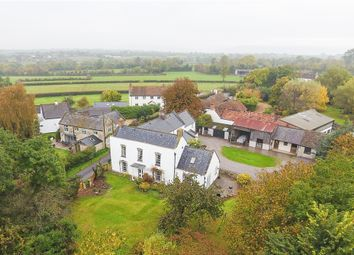 Thumbnail 7 bed detached house for sale in Stoughton Road, West Stoughton, Wedmore, Somerset