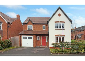 Thumbnail 4 bed detached house for sale in Woodedge Drive, Droitwich