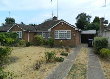 Thumbnail 2 bed semi-detached bungalow for sale in Briar Close, Taplow, Buckinghamshire