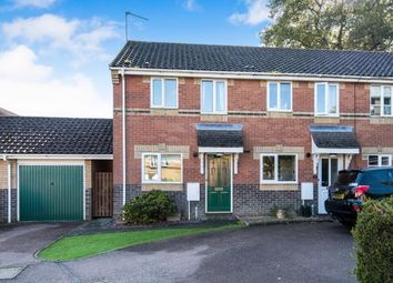 Thumbnail 2 bedroom end terrace house for sale in Thorpe St Andrew, Norwich, Norfolk