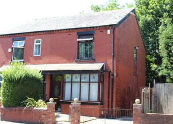 Thumbnail 2 bed semi-detached house for sale in Mossfield Road, Farnworth