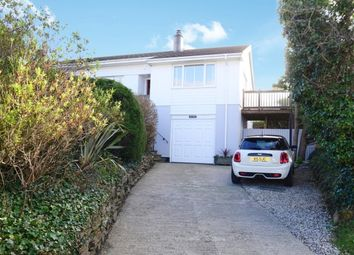 Thumbnail 4 bed bungalow for sale in Silvershell Road, Port Isaac