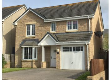 Thumbnail 4 bed detached house to rent in Greystone Road, Kemnay, Inverurie, Aberdeen