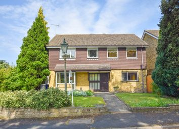 Thumbnail 5 bed detached house for sale in Beechwood Close, Exning, Newmarket
