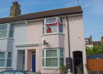 Thumbnail 3 bed end terrace house to rent in Elphick Road, Newhaven