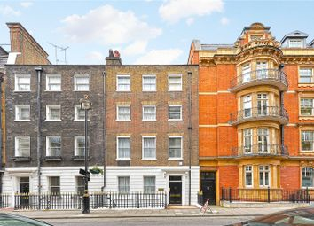 Thumbnail 8 bed property for sale in Welbeck Street, Marylebone, London