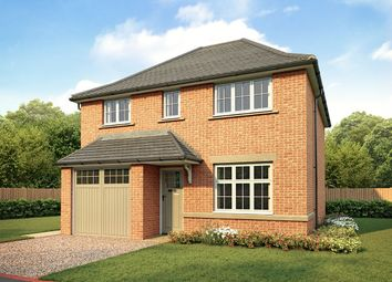 "Thumbnail 4 bed detached house for sale in ""Shrewsbury"" at Waterlode, Nantwich"
