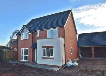 Thumbnail 4 bed detached house for sale in Plot 1, Perryfields Road, Bromsgrove