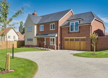 Thumbnail 5 bed detached house for sale in Castle Shot, Great Bardfield, Braintree