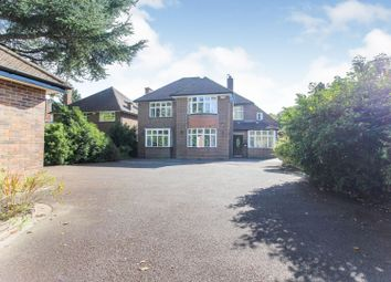 4 bed detached house for sale in Burton Road, Littleover, Derby DE23