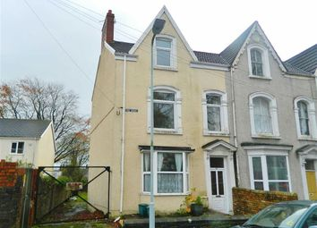 Thumbnail 5 bedroom end terrace house for sale in The Grove, Uplands, Swansea