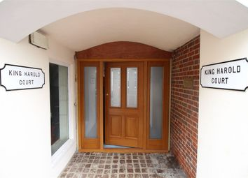 Thumbnail Flat for sale in King Harold Court, Sun Street, Waltham Abbey, Essex