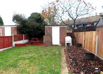 Thumbnail 2 bedroom terraced house for sale in St. Edmunds Close, Southend-On-Sea