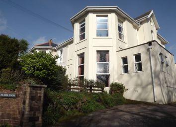 Thumbnail 1 bedroom flat for sale in Solsbro Road, Chelston, Torquay