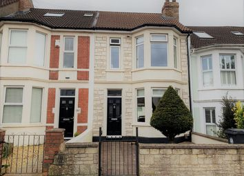 Thumbnail 3 bed terraced house for sale in Sylvia Avenue, Knowle, Bristol