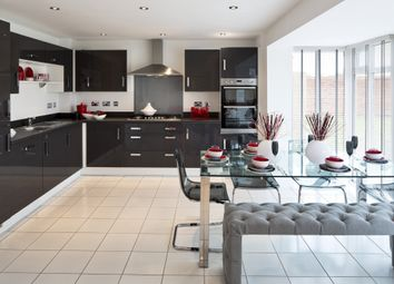 "Thumbnail 4 bed detached house for sale in ""Millford"" at Callow Hill Way, Littleover, Derby"