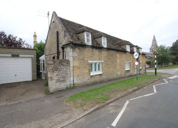Thumbnail 2 bed cottage for sale in Peterborough Road, Wansford, Peterborough