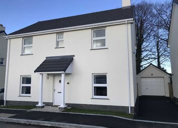 Thumbnail 4 bed detached house for sale in Northfield Road, Narberth, Pembrokeshire